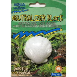 AQUA MASTER NEUTRALIZER BLOCK 20GR NET